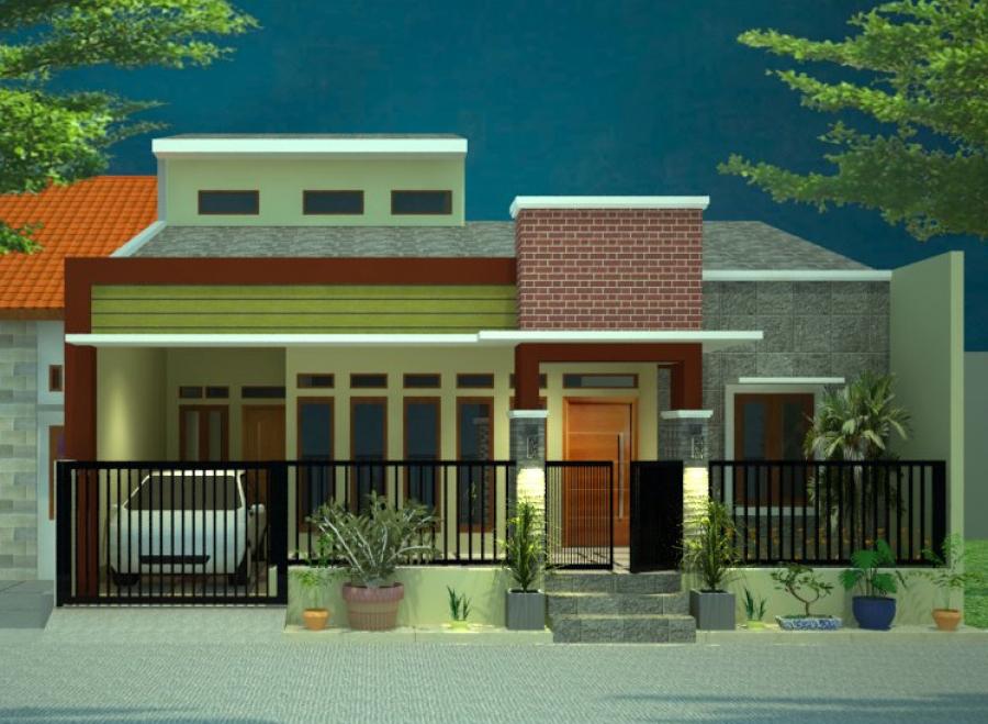 Java Karya Nusantara Rumah Minimalis 1 Lantai
